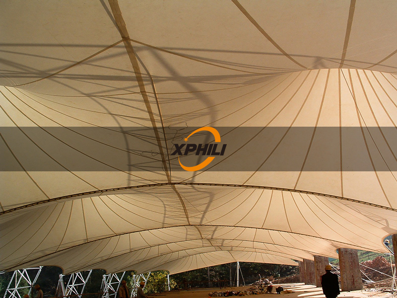 Xphili Tensile Fabric Structures